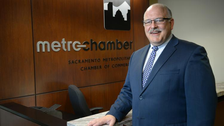 ​Robert Dugan joined the Sacramento Metro Chamber on Jan. 1 as senior vice president of public policy and economic development.
