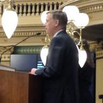 Hickenlooper seeks road funding, construction-defects reform in State of State speech