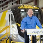 Much is riding on Brightline's debut