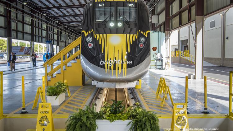 Brightline executive says there will 'likely' be station at Orlando
