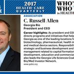 Who's Who in Health Care 2017 (SLIDESHOW)