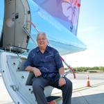 David Uchiyama's flight plan