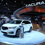 Honda starts production of Acura SUV in Ohio after $85M investment
