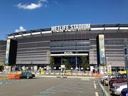 MetLife Stadium will be the site of the Super Bowl, in February 2014.