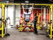 Retro Fitness in Catonsville offer nearly 100 pieces of equipment and a range of classes.