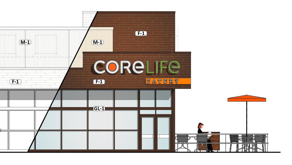 CoreLife Eatery headed to Cornerstone of Centerville - Dayton Business Journal