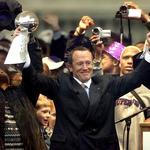 Former Ravens President David <strong>Modell</strong> dies at 55