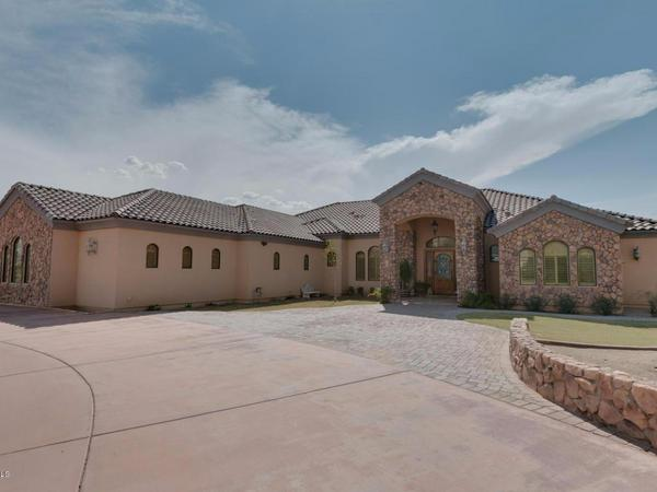 Gorgeous Custom Home Located in East Mesa
