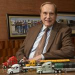 Fast-growing Addison trucking company's next stop: Wall Street