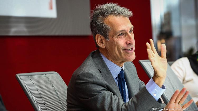 Michael Lynton was an early investor in Snapchat and has served on the board for four years.
