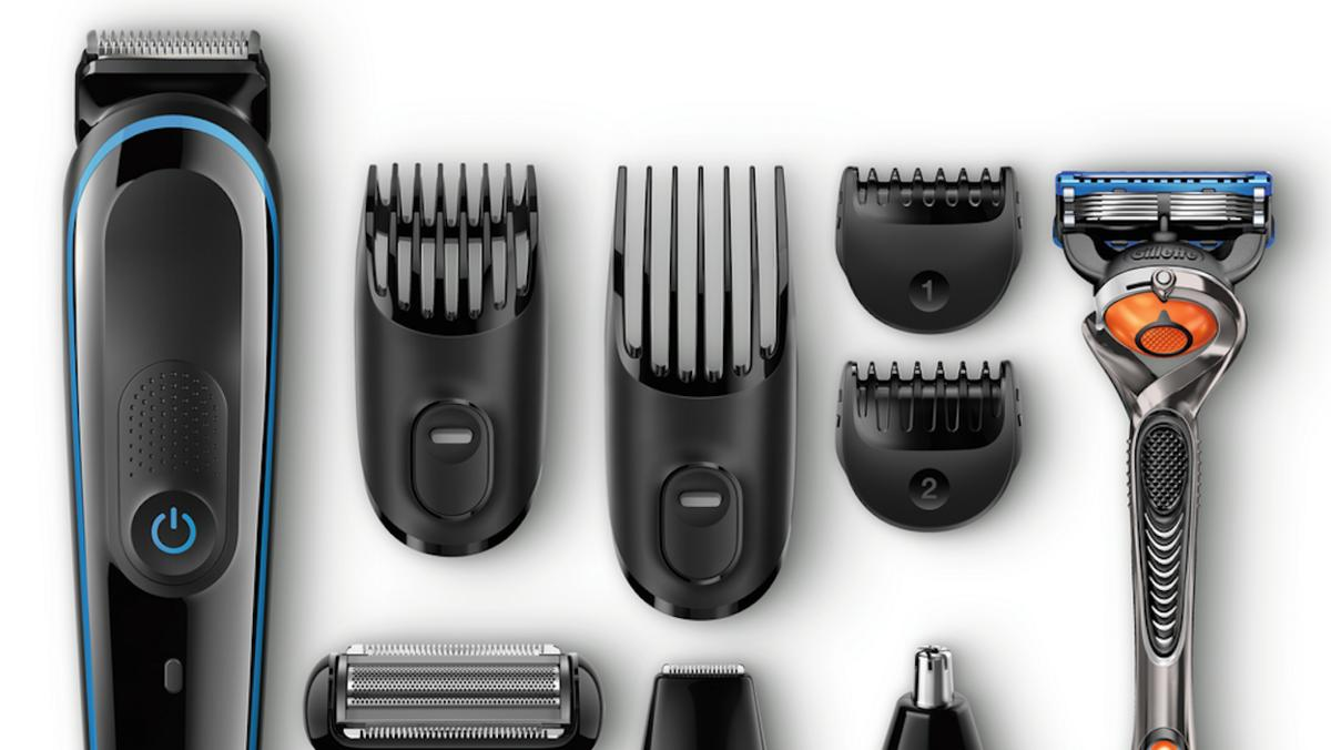 p g launches grooming kits for men who prefer stubble cincinnati business courier. Black Bedroom Furniture Sets. Home Design Ideas