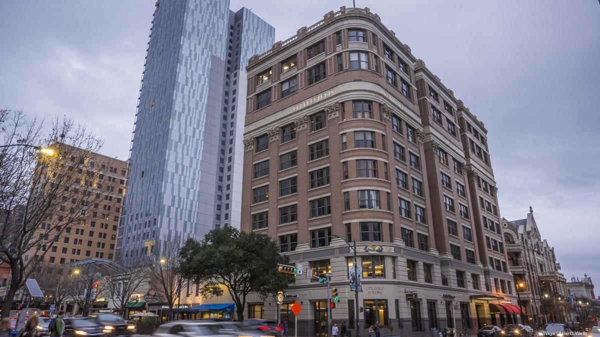 Millions of dollars in new Austin construction: More hotels