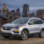 Automotive Minute: Consumer-influenced changes make Honda Pilot better for 2017 (SLIDESHOW)