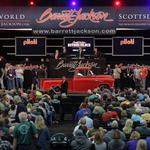 See the top 10 cars sold at Barrett-Jackson on Monday