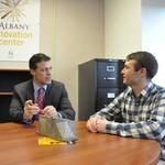 How <strong>Robert</strong> Manasier plans to get UAlbany startups off the ground