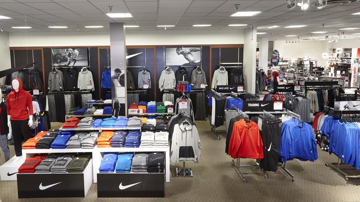 0a3510b746c1 J.C. Penney gaining traction in  44B athleisure industry with Nike  store-within-a-store concepts
