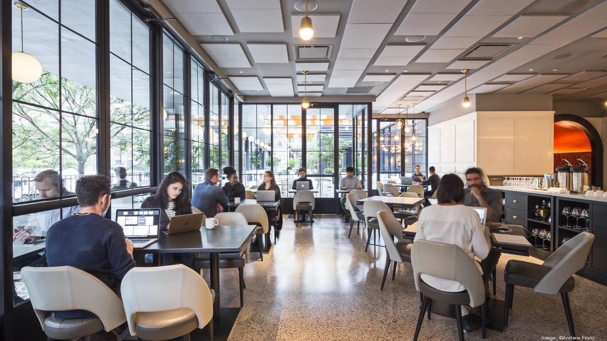 Blue apron office nyc - Spacious Led By Preston Pesek Takes Advantage Of Idle N Y C Restaurants At Least Until Dinner Time New York Business Journal