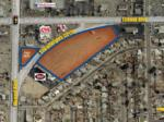 This rare undeveloped tract of land in the Heights is seeking the right tenant