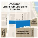 City of Seattle picks team to sell off large South Lake Union properties