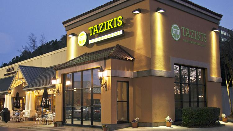 408881dad3 Taziki s Mediterranean Cafe to open in Bartlett - Memphis Business ...