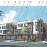 Townhouses proposed near South End manufacturing business lead to questions at City Council