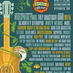 UphoricTV to live steam Widespread Panic, Trey Anastasio Band, other SweetWater 420 Fest sets