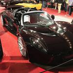 Celebrity cars bring heightened interest to Barrett-Jackson