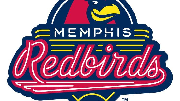 Memphis Redbirds Primary Logo