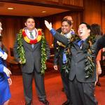 Hawaii Legislature opens 2017 session: Slideshow