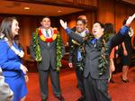 Hawaii Legislature opens 2017 session: Slideshow