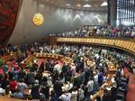 Legislature adjourns after passing 233 bills, deferring rail funding bill