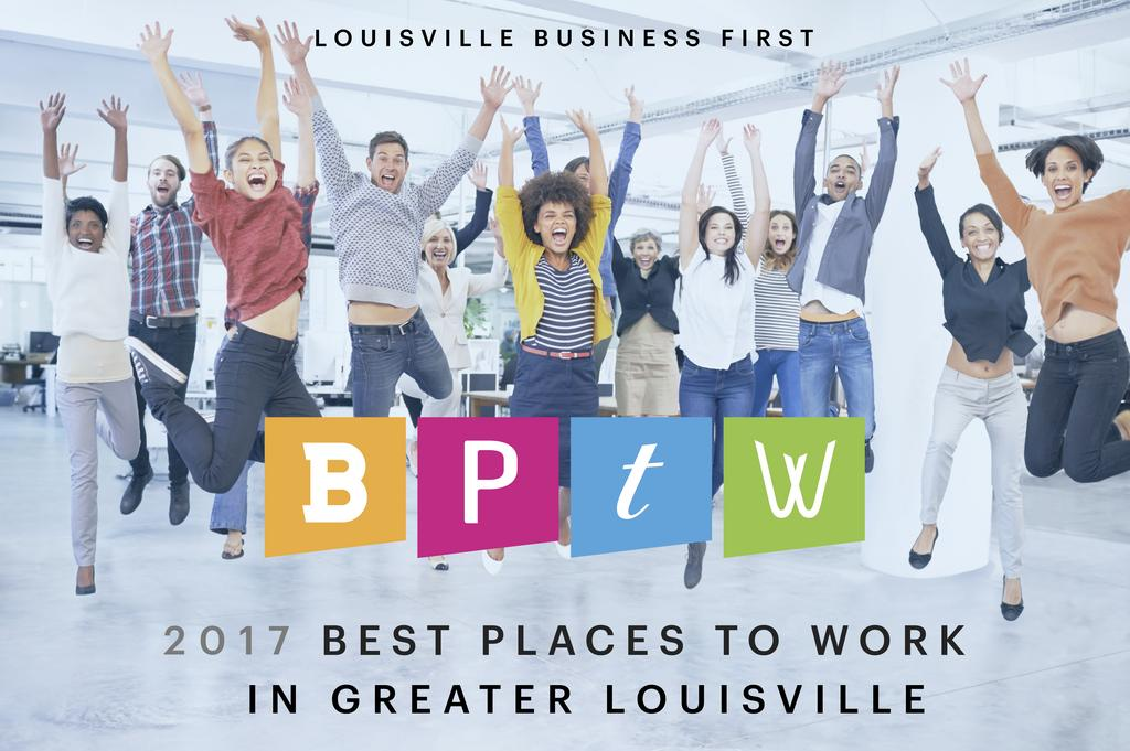 2018 Best Places to Work in Greater Louisville