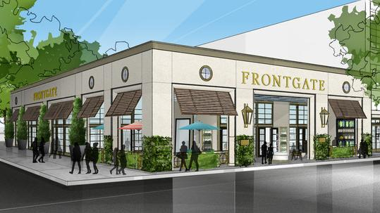 Home Furnishings Retailer Frontgate Opening A Store In Legacy West Dallas Business Journal