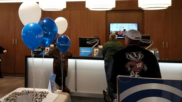 Time Warner Cable Store Wisconsin: Spectrum completes Time Warner Cable switch in Milwaukee area rh:bizjournals.com,Design