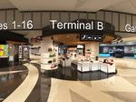 Transformations: Terminal B renovation at PHL airport