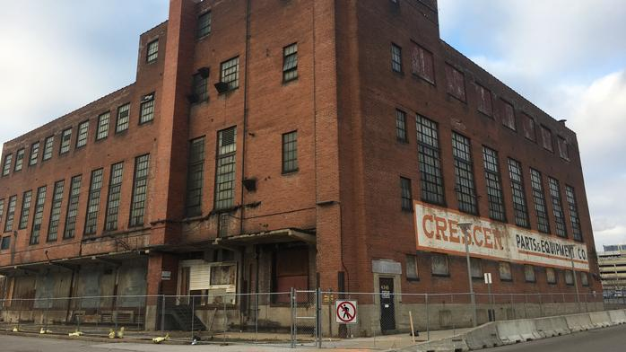 Cortex examines Crescent Parts building for future development