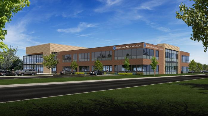 ProHealth Care clinic, urgent care to move into medical office at The Corridor