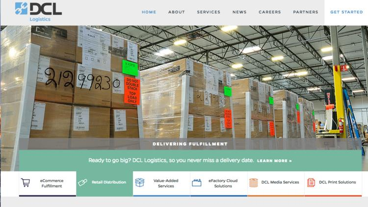 Dcl Logistics An E Commerce And Supply Chain Solutions Fulfillment Company Has Proposed