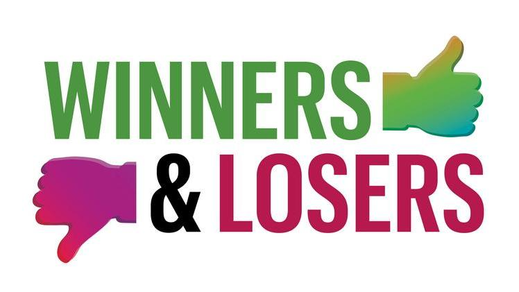 winners and losers in consumer society Cheaper oil winners and losers  the impact on america will be mixed because the country is simultaneously the world's largest consumer,.
