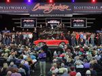 See the top 10 cars sold at Barrett-Jackson on Wednesday
