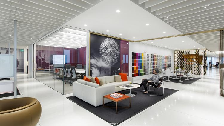 Knoll Inc To Open Design Showroom At 300 South Tryon In