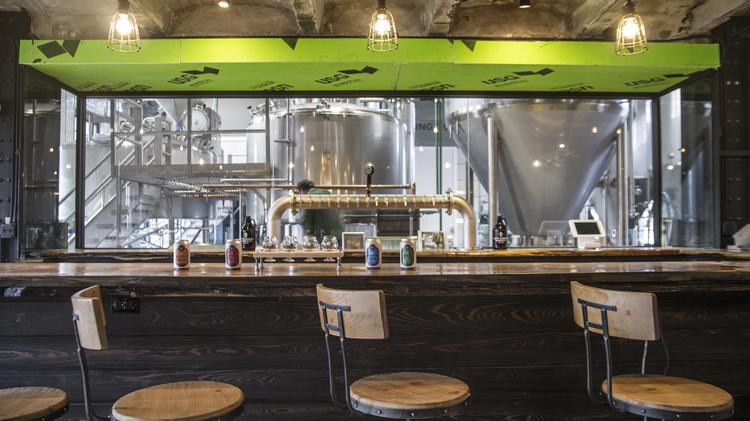 City Lights Brewing Co. will open Feb. 1.