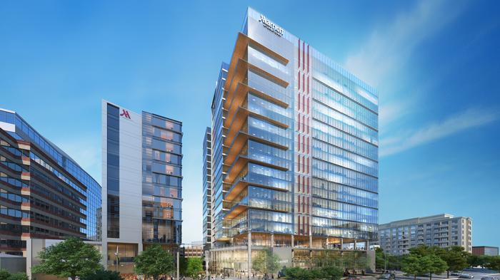 Marriott HQ developers push back against extra transportation costs