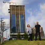 Crate & Barrel president buys luxury condo in Dallas' Bleu Ciel to live a 'rock star life'