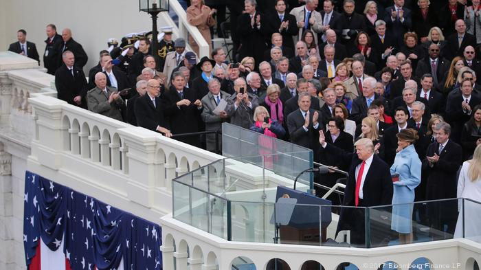 List of N.C. donors to Trump's inauguration