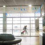 Triad airport installs art sculpture as part of modernization efforts