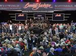 See the top 10 cars sold at Barrett Jackson on Thursday