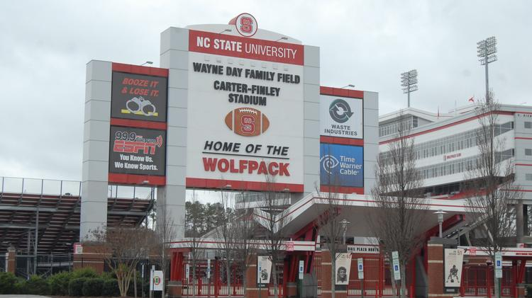 Parking Lot Near Carter Finley Eyed For Student Housing Triangle