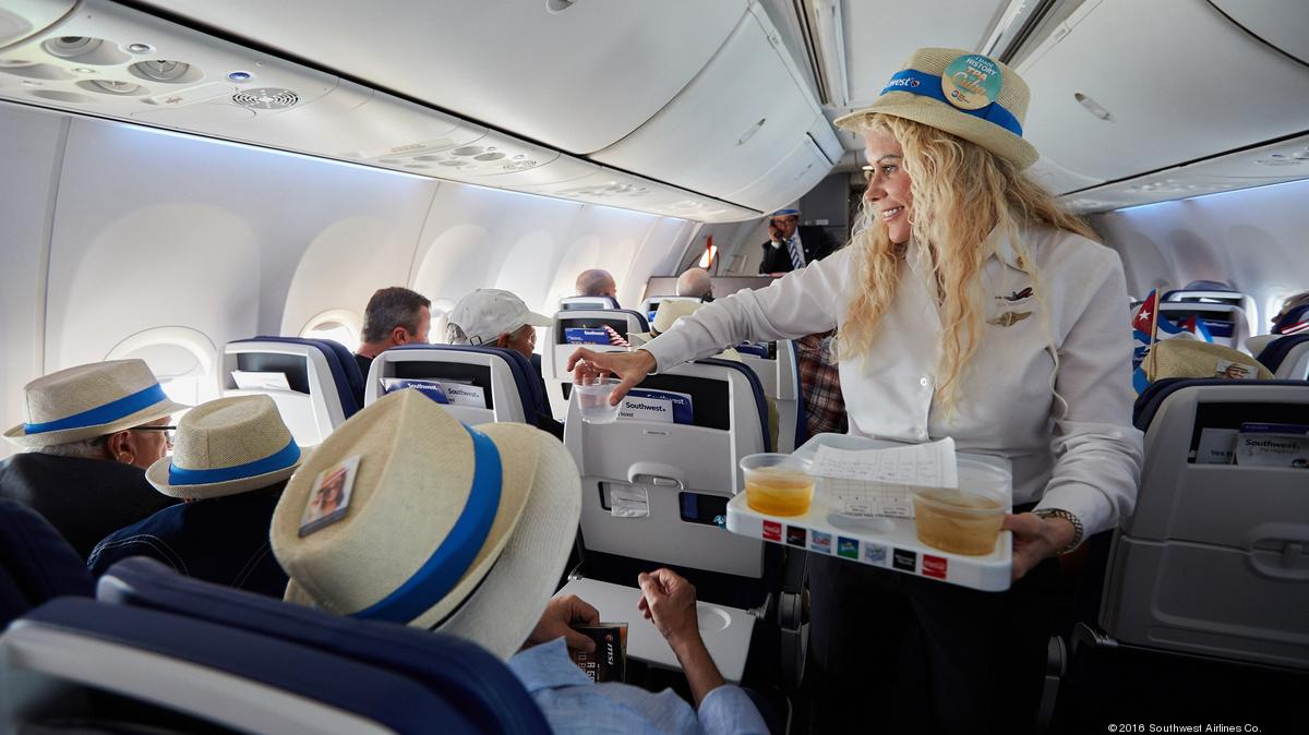 Southwest Airlines Raises Prices On In Flight Beer Wine Cocktails