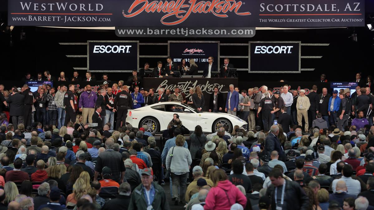 see the top 10 cars sold at barrett jackson on saturday phoenix business journal. Black Bedroom Furniture Sets. Home Design Ideas